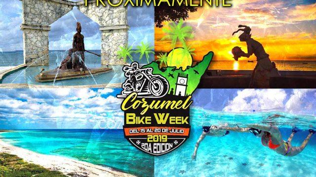 Cozumel Bike Week 2019 2da Edicion