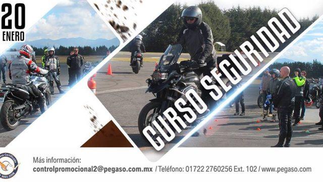 Curso BMW Motorrad – Seguridad