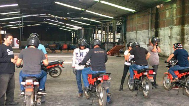 Curso de motociclismo para principiantes