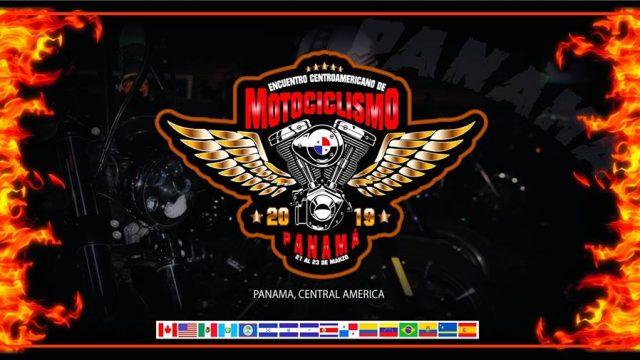 Encuentro Centroamericano de Motociclismo Panamá 2019