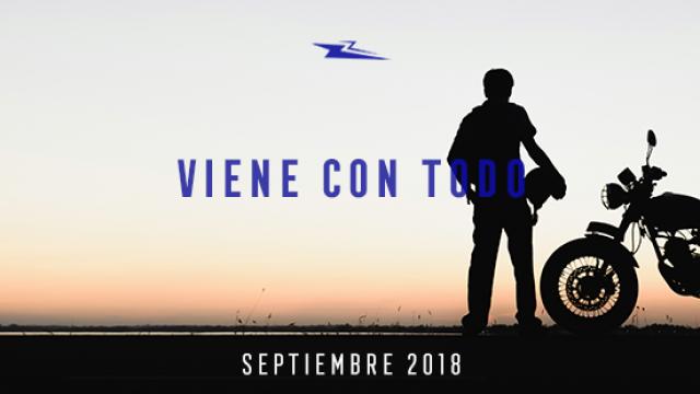 Expo Biker's 2018
