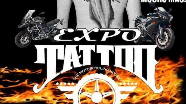 Expo Tatuajes Biker Station 2018