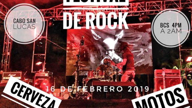 FESTIVAL DE ROCK/CERVEZA/MOTOS 2019