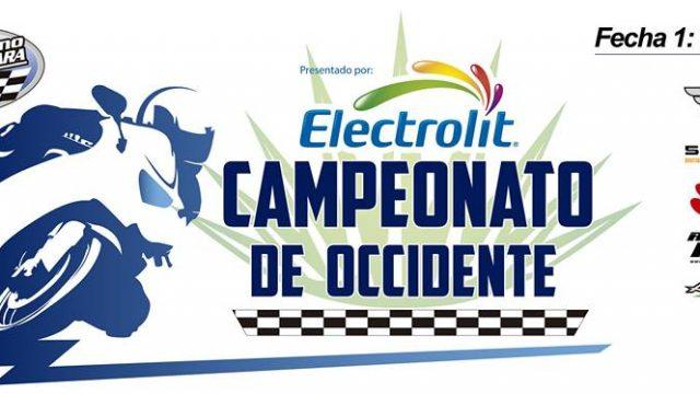 Fecha 1 – Campeonato de Occidente GDL
