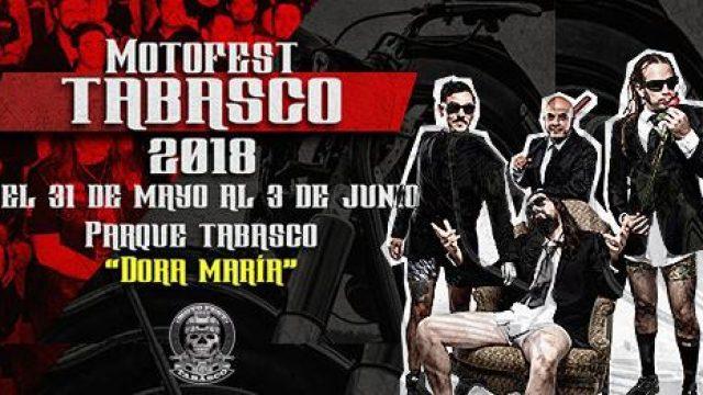 Genitallica – MotoFest Tabasco