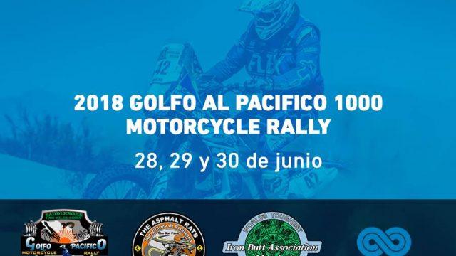 Golfo al Pacifico 2018 Motorcycle Rally
