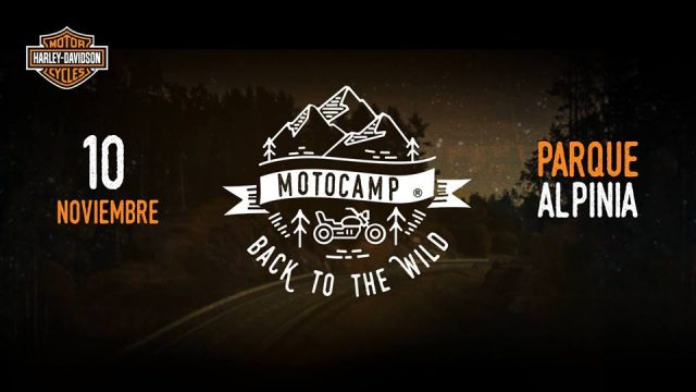 H-D Motocamp Back to the Wild