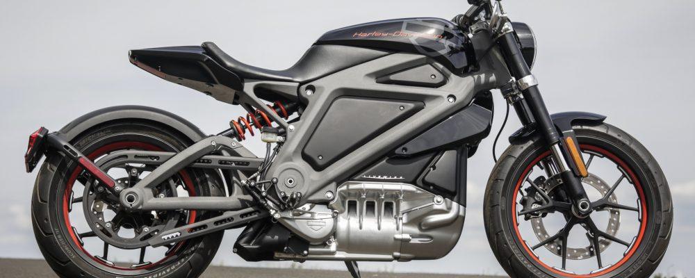 La primer Harley-Davidson eléctrica sera lanzada en 2019
