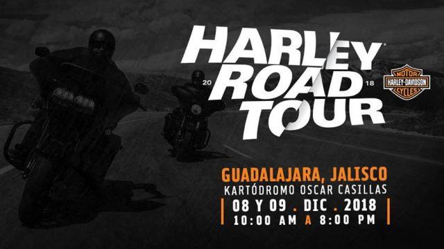 Harley® Road Tour 2018 / Guadalajara, Jalisco