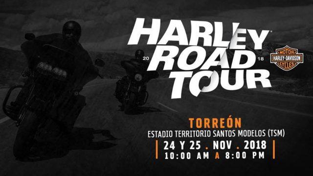 Harley Road Tour 2018 – Torreón, Coahuila