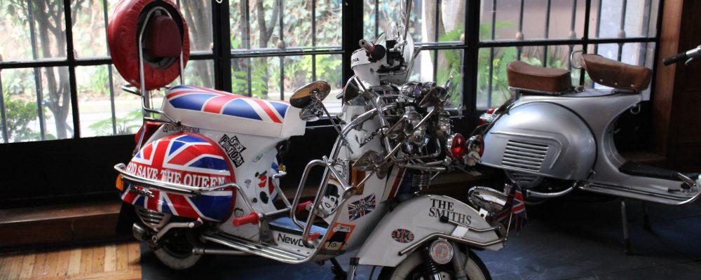 73 Vintage Moto Art (Galería de fotos)