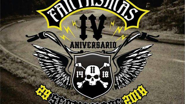 IV Aniversario Fantasmas Saltillo