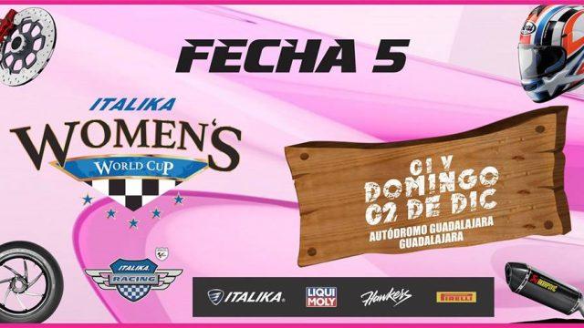 Italika Womens World Cup Gran Final