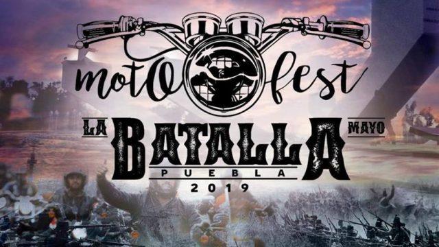 La Batalla Moto Fest Puebla 2019