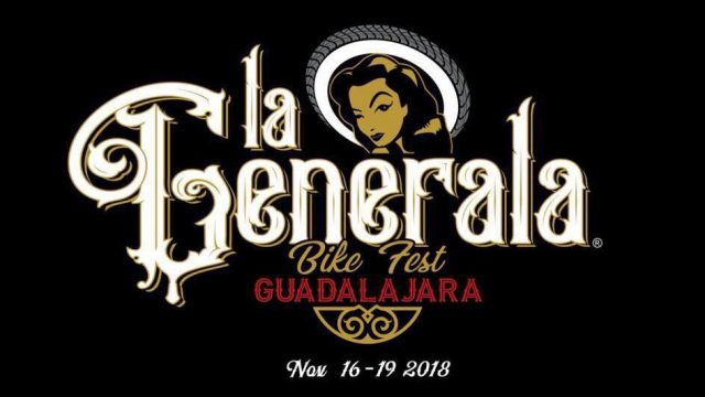 La Generala Bike Fest Guadalajara 2018