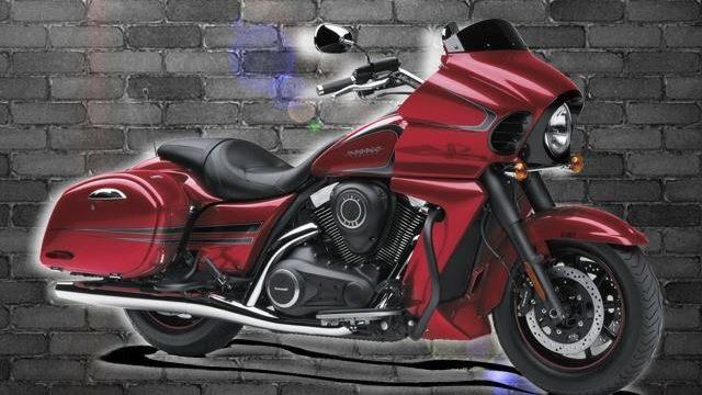 Los Nuevos Modelos 2018 Kawasaki Exhibición En Black Dog House