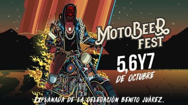 Motobeer FEST Vol 2 , El Mejor Motofest De Cdmx
