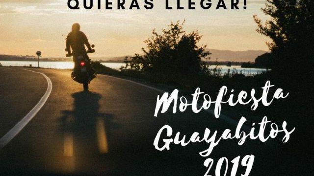 Motofiesta Guayabitos 2019