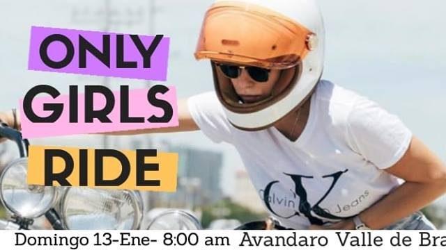 Open Road Girls RIDE!