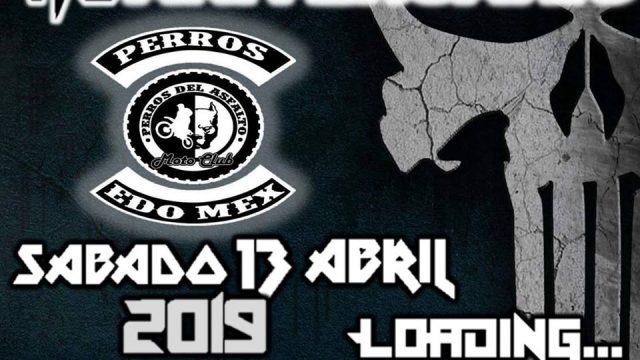 PERROS DEL ASFALTO 4TO ANIVERSARIO (Perrofest)