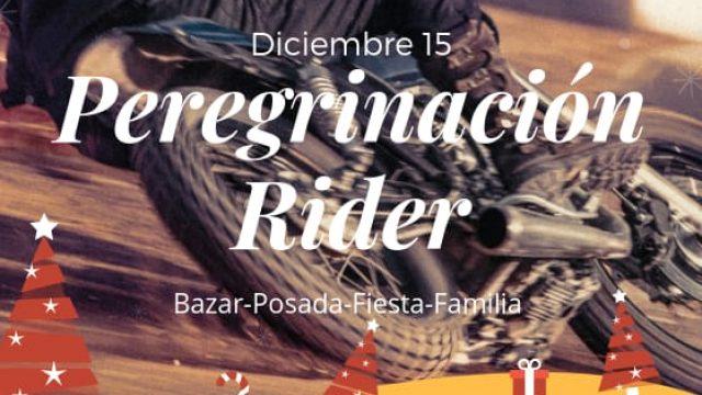 Peregrinación Rider a Arango
