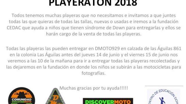 Playeraton 2018