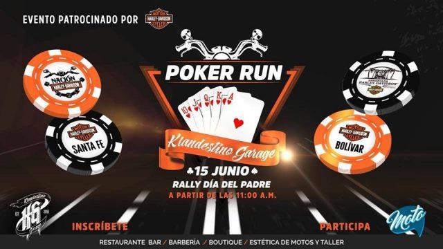 Poker Run Día del Padre