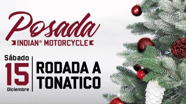 Posada Indian Motorcycle Toluca