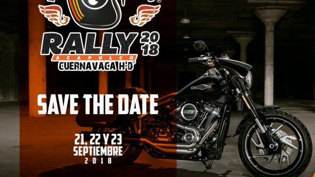 Rally Acapulco – Cuernavaca 2018
