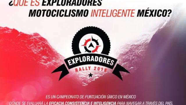 Rally Exploradores
