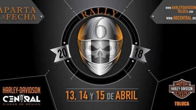 Rally Harley-Davidson 2018