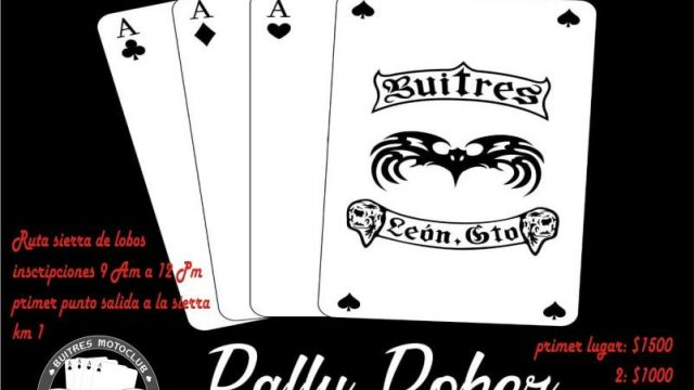 Rally poker Buitre