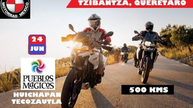 Reds Ride Tzibintzá Huichapan Tecozautla