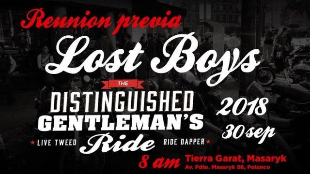 Reunión Previa DGR 2018 Lost Boys