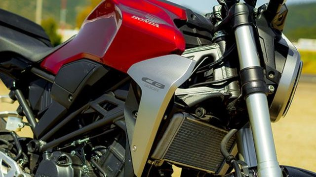 REVIEW: Honda CB300R