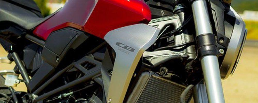 REVIEW: Honda CB300R