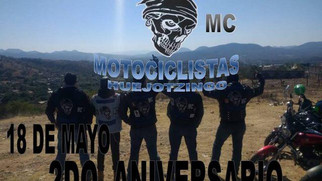 Rodada Destino Motociclistas Mc – Puebla