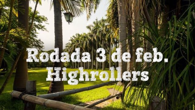 Rodada Hacienda San Gabriel – Highrollers