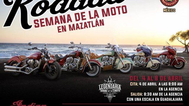 Rodada Indian – legendaria semana de la moto