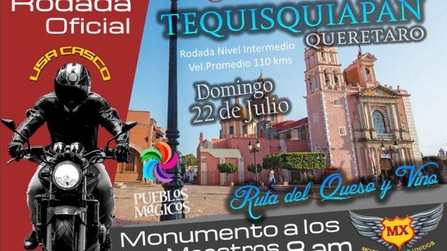 Rodada Oficial Tequisquiapan