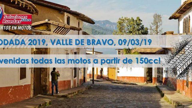 Rodada Rumbo a Valle de Bravo