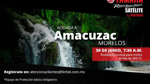 Rodada a Amacuzac, Morelos