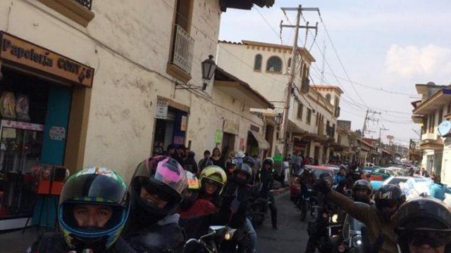 Rodada a Balneario El Bosque (Oaxtepec – Morelos)