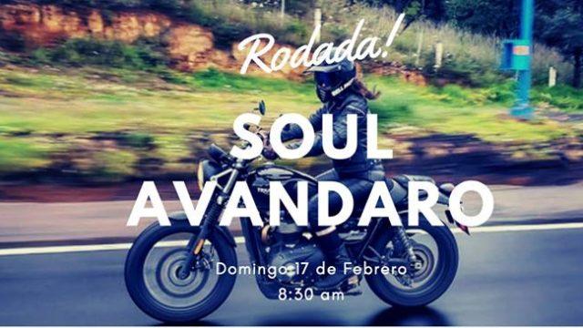 Rodada a @Soul Avandaro