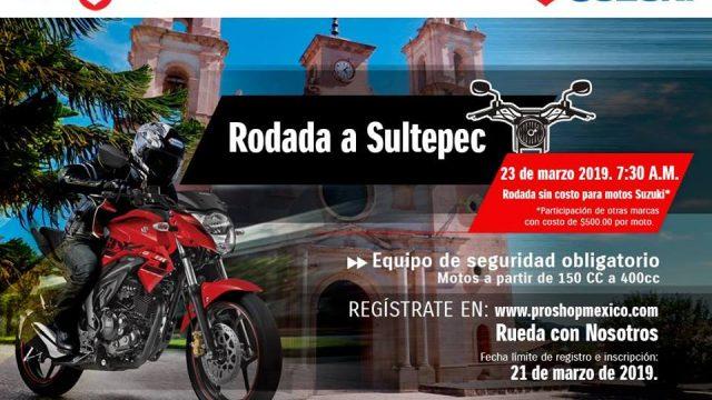 Rodada a Sultepec