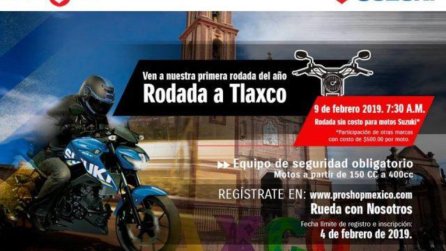Rodada a Tlaxco