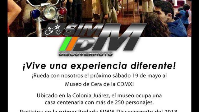 Rodadas SIMM-Discovermoto
