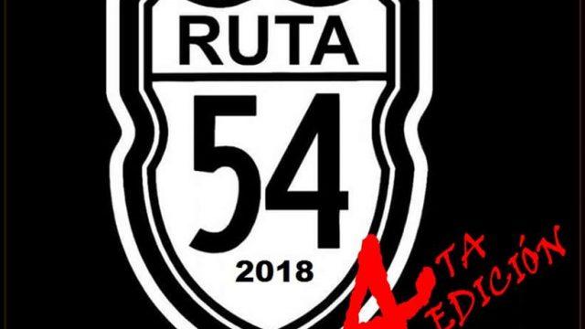 Ruta 54 2018