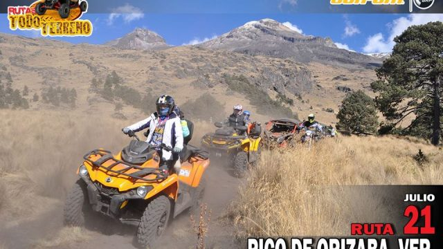 Ruta Pico de Orizaba