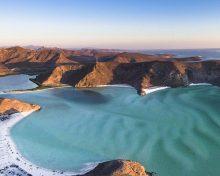 Rueda por la ruta de Baja